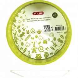 Kołowrotek plastikowy na metalowej podstawie 20cm Zolux