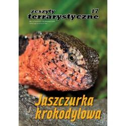 Jaszczurka krokodylowa Zeszyty Terrarystyczne nr 1-2/2016 (17)