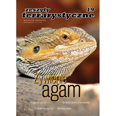 Zeszyty Terrarystyczne nr 19 2017