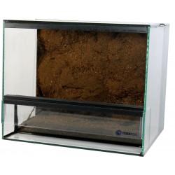 Terrarium 30x25x25 z tłem