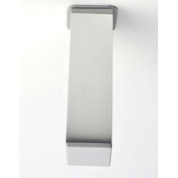 Nóżka kwadratowa H150 aluminium, chrom