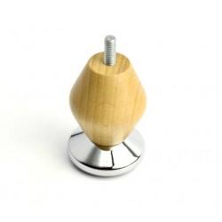 Nóżka DN0904 metal-drewno