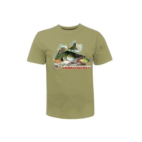 Graff Koszulka t-shirts  958-PI