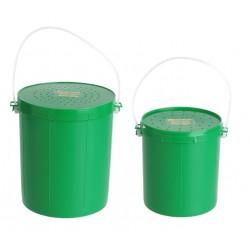 Mikado Pudełko na przynęty zielone