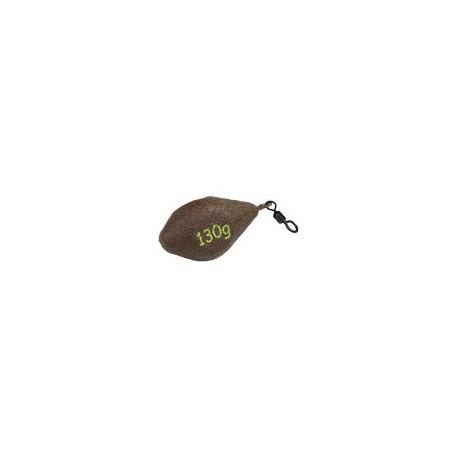Mikado Ciężarek Karpiowy z krętlikiem Tri-Flat