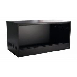 Terrarium 80x40x40cm Czarne WYSYŁKA GRATIS