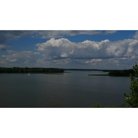 1 dniowe zezwolenie  na jezioro Rajgrodzkie
