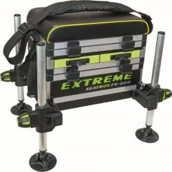 Kosz wędkarski Extreme Seatbox FX-200 Lorpio