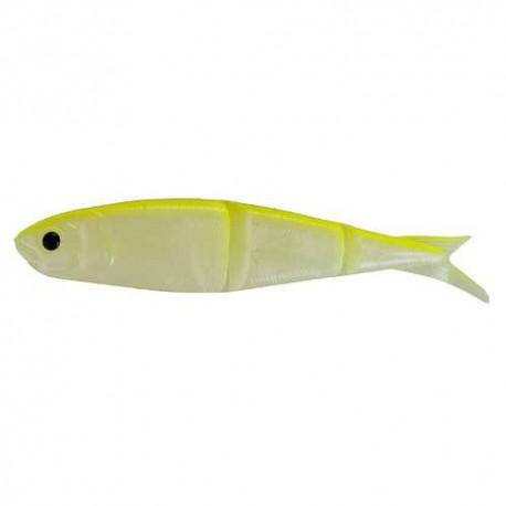 Fluo Yellow Glow 8 cm zestaw