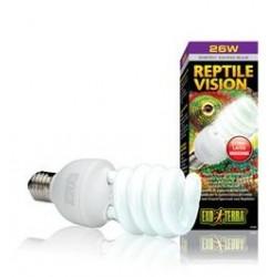 EXO TERRA Żarówka UVB Reptile Vision 26W