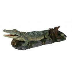 Krokodyl z napowietrzaczem