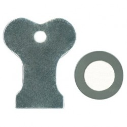 Membrana zapasowa z kluczem do zamgławiacza Fogger