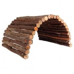 Mostek drewniany 22x10cm